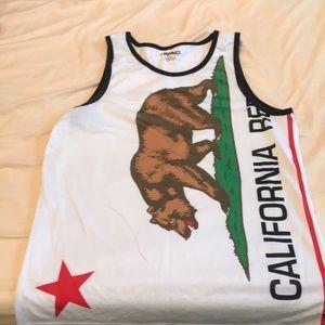 Hawk California tank top